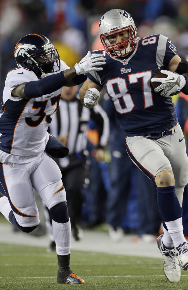 Gostkowski FG gives Pats 34-31 OT win over Broncos