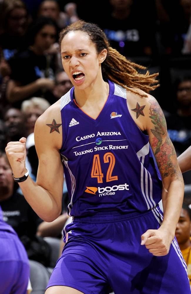 Griner cut but OK after knife attack in China