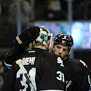 Minnesota Wild v San Jose Sharks Getty Images