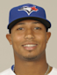 Mois&eacute;s Sierra - Toronto Blue Jays