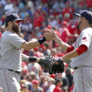 Napoli homer lifts Red Sox to 5-4 win over Reds The Associated Press