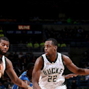 Middleton scores 36, lifts Bucks past 76ers 109-108 in OT The Associated Press
