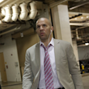 Jason Kidd #5 of the New York Knicks arrives before Game Four of the Eastern Conference Semi-finals against the Indiana Pacers during the NBA Playoffs on May 14, 2013 at Bankers Life Fieldhouse in Indianapolis, Indiana.  (Photo by Ron Hoskins/NBAE via Getty Images)