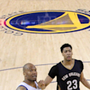 New Orleans Pelicans v Golden State Warriors - Game Two Getty Images