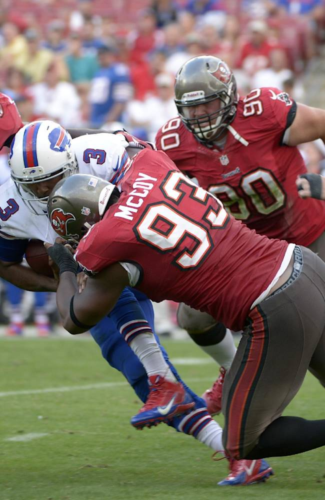 Bucs Pro Bowl DT McCoy eager to learn new defense