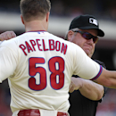 Papelbon suspended 7 games by MLB The Associated Press