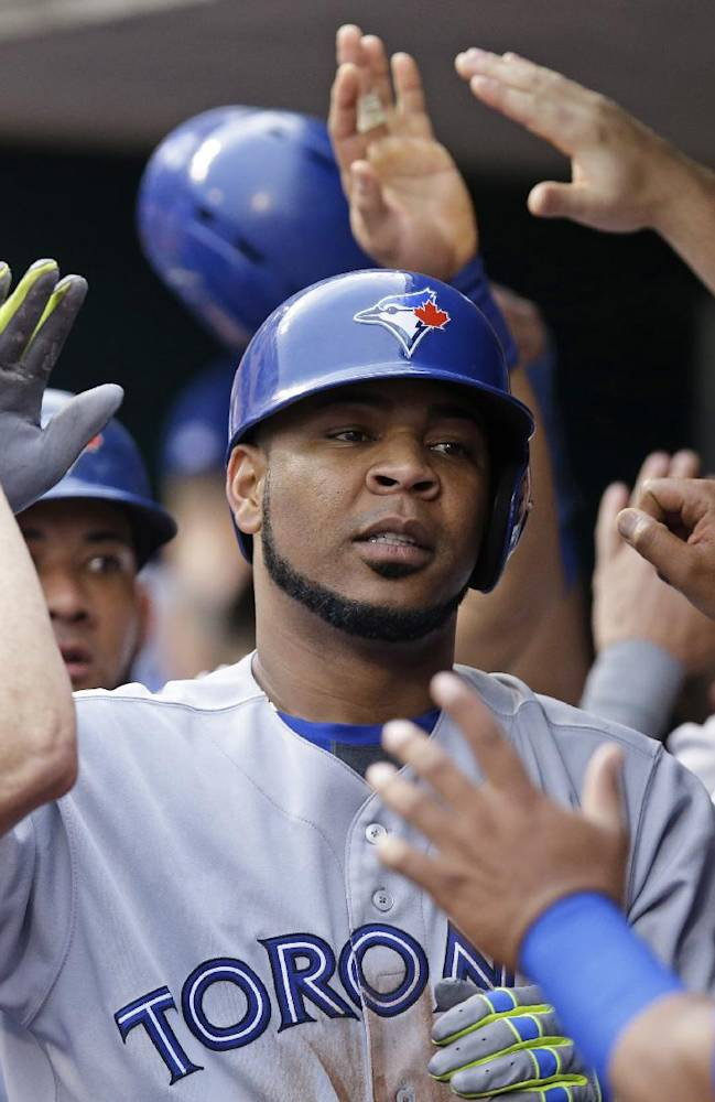 Blue Jays overcome 8-run deficit, beat Reds 14-9
