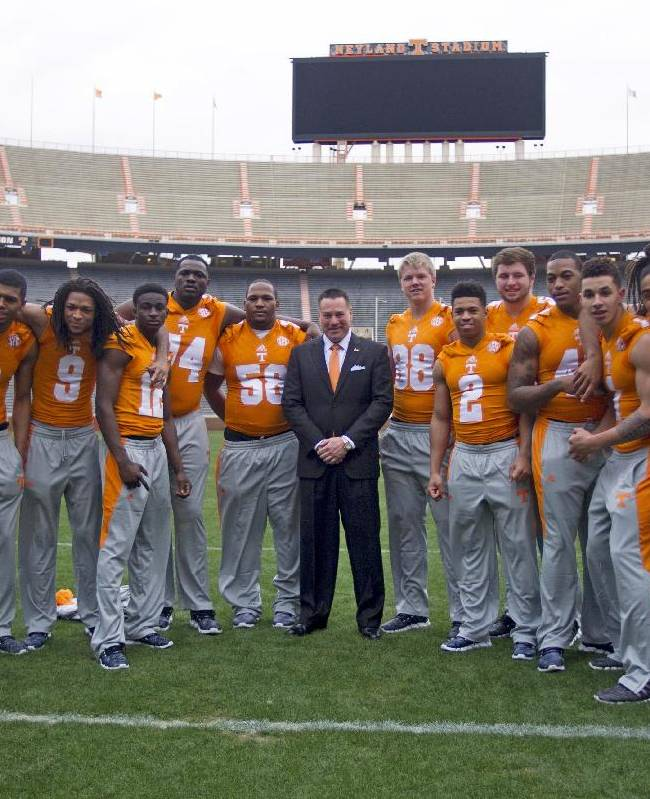 Heralded class brings higher expectations for Vols