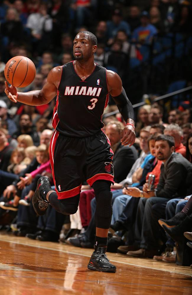Wade will play for Heat in showdown with Pacers