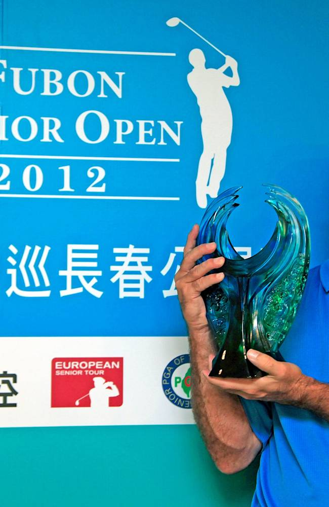 Fubon Senior Open - Day Three