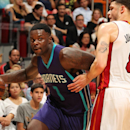 Hornets trade Stephenson to Clippers for Hawes, Barnes The Associated Press