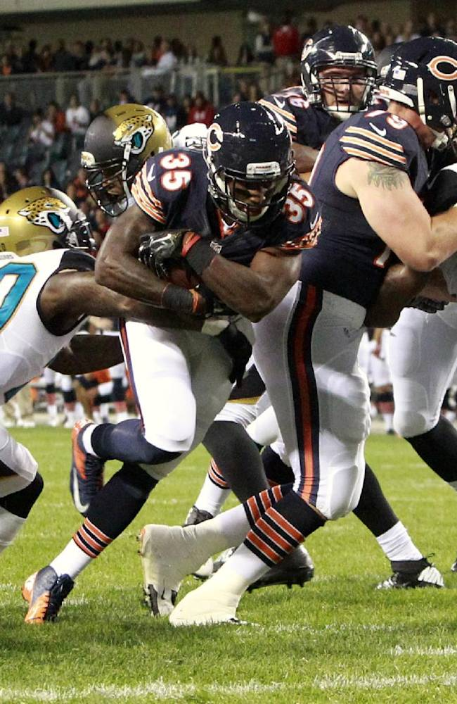 Jags' Henne, Bortles sharp in 20-19 loss to Bears