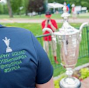 <p>Even the tournament staff is promoting the social media effort this week.(Montana Pritchard/The PGA of America)</p>