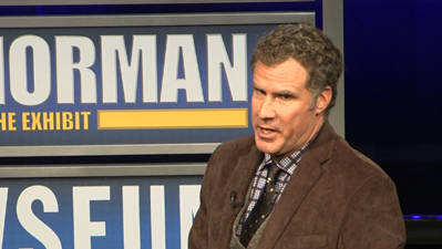 Will Ferrell on Ron Burgundy and Sequels