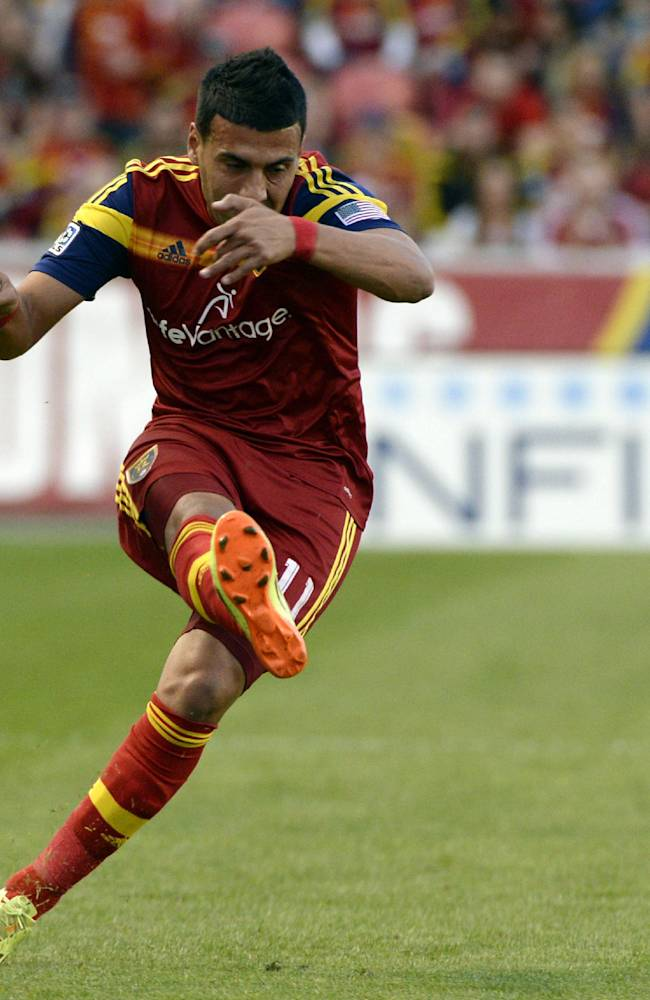 Real Salt Lake downs Portland 1-0 to stay unbeaten