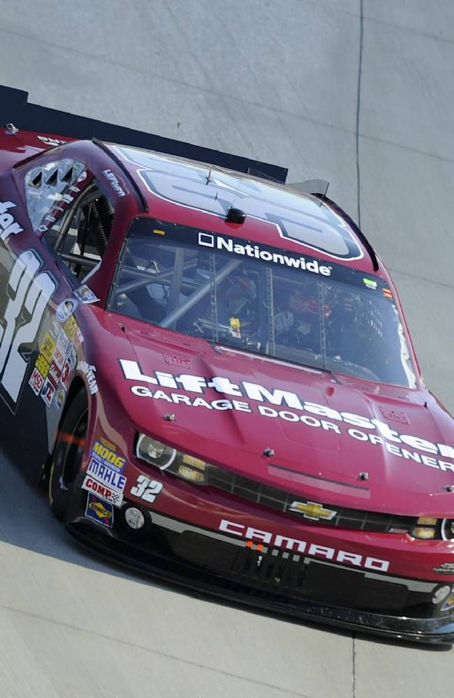 Larson to make Sprint Cup debut at Charlotte