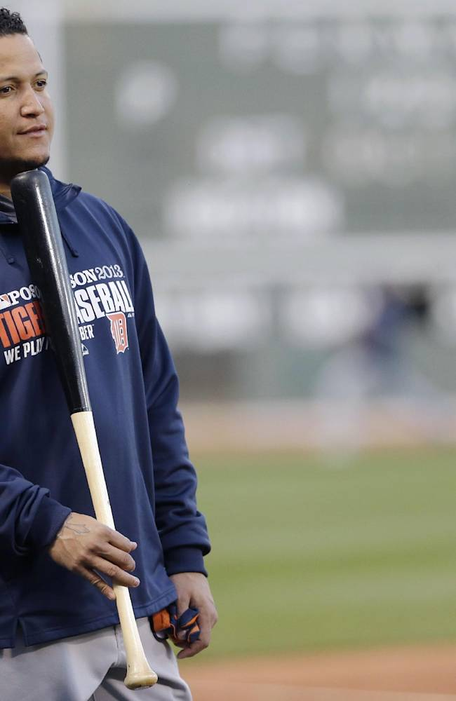 A capsule look at Tigers-Red Sox playoff series