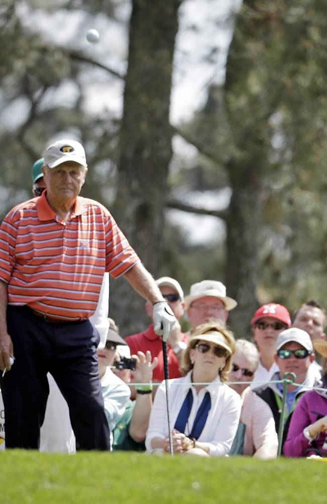 5 memorable rulings at the Masters