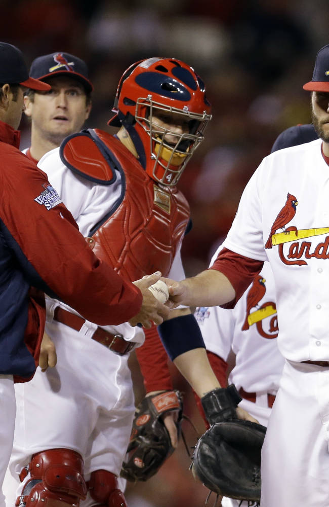 From La Russa to Matheny, winning is constant