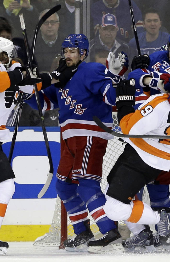 Flyers confident they will force Game 7 vs Rangers