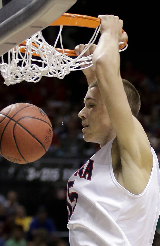 Bruins top No. 4 Arizona 75-71 in Pac-12 final