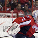 Holtby makes 25 saves, Capitals beat Devils The Associated Press