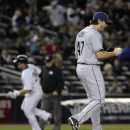 McCann homers, not A-Rod, to lead Yankees over Rays 4-1 The Associated Press