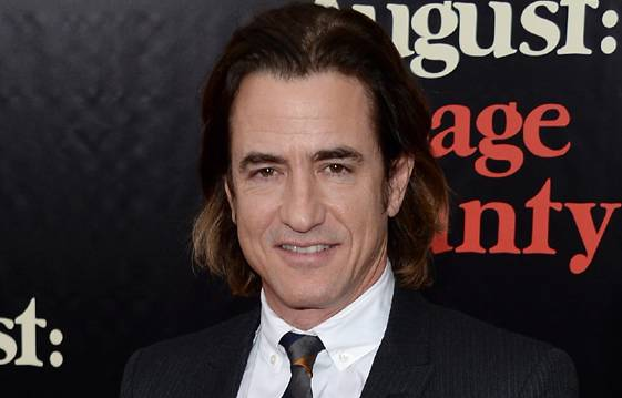 Dermot Mulroney's 'August: Osage County' NYC Premiere