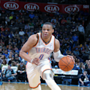 Westbrook, Durant lead Thunder past 76ers 125-92 The Associated Press