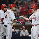 St Louis Cardinals v San Diego Padres Getty Images