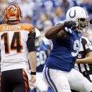 Balanced approach keeps Colts on winning track The Associated Press