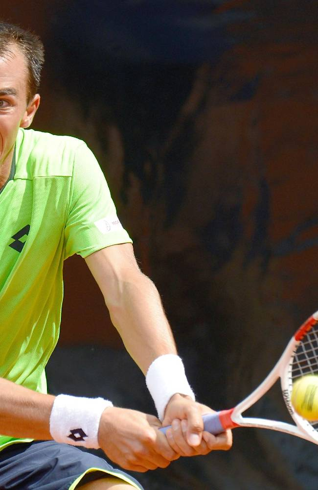 Bautista Agut beats Rosol in Mercedes Cup final