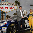 Day 1: NASCAR's Champion's week in Las Vegas begins