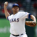Rangers sweep Braves with 10-3 win The Associated Press