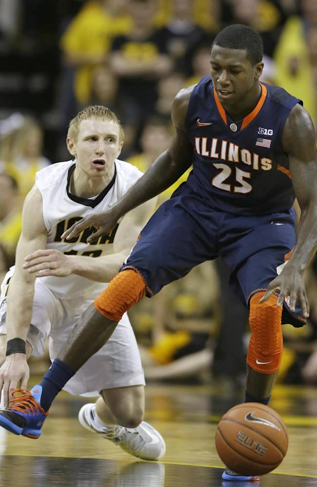 Illini head to Indy needing to win and win again