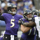 Presidential fumble: It's Franco, not Flacco The Associated Press