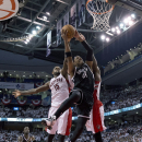 Kidd not worried about Pierce matchup vs Raptors The Associated Press