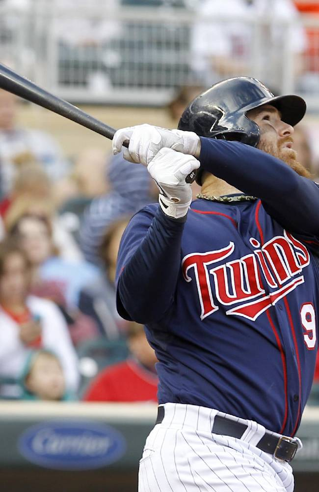 Rays waste 3-run lead, lose to Twins 6-4