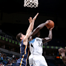 Bennett leads Timberwolves past Pacers 107-89 The Associated Press