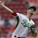 Leake allows 2 hits in 7 innings, Reds beat Marlins 5-0 The Associated Press