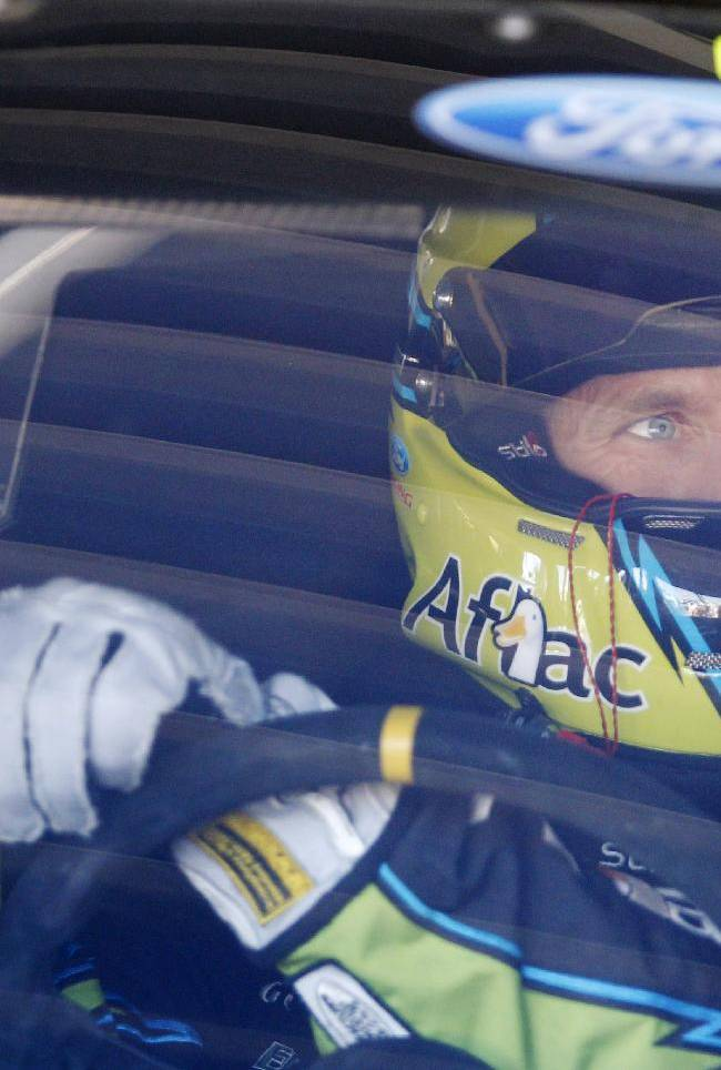 In The Pits: Edwards again has everybody guessing