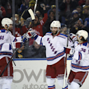 Nash has goal, assist in Rangers' 3-1 win over Sabres The Associated Press
