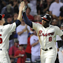Upton's 2-run HR helps Braves top Lester, A's 4-3 The Associated Press