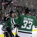 Stars hold off Canucks to win 6-3 The Associated Press