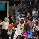 Randolph leads Grizzlies past Thunder 85-74 for 6th straight The Associated Press