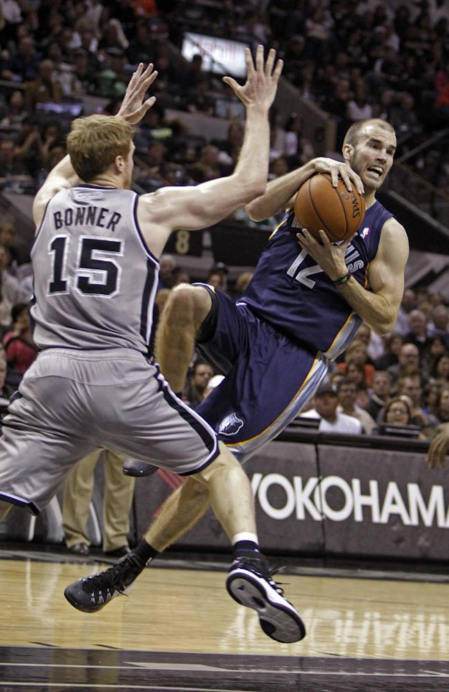 Leonard, Spurs beat Grizzlies after Parker leaves