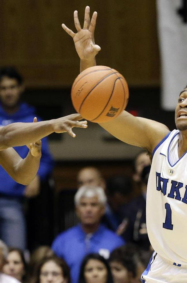 No. 10 Duke beats No. 22 Michigan 79-69