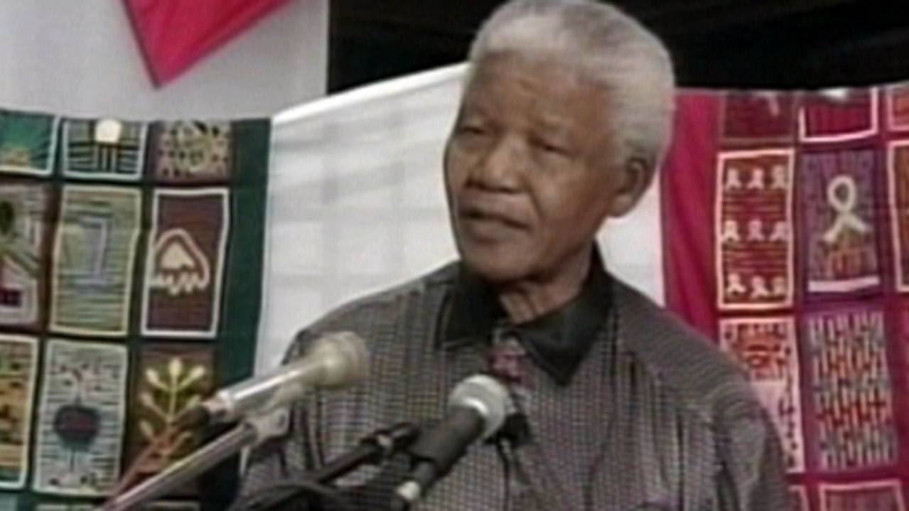 Mandela's Final Chapter: The Fight Against AIDS