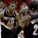 Aldridge leads Blazers over Rockets 122-120 in OT The Associated Press