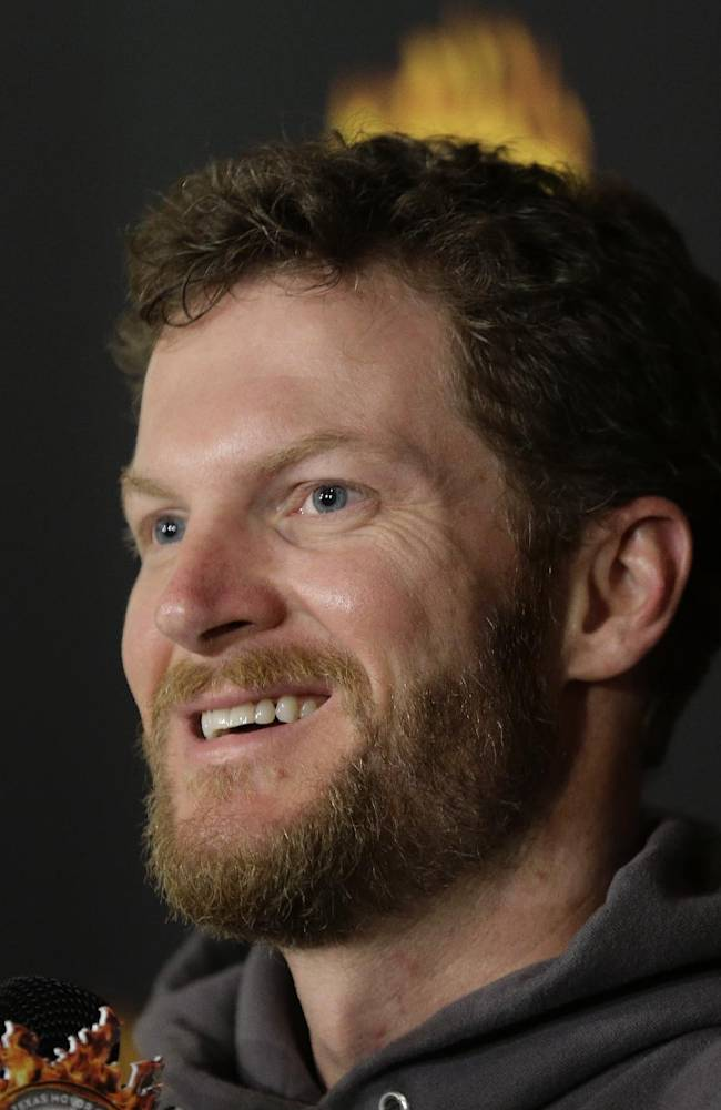 Earnhardt on whirlwind tour after Daytona win
